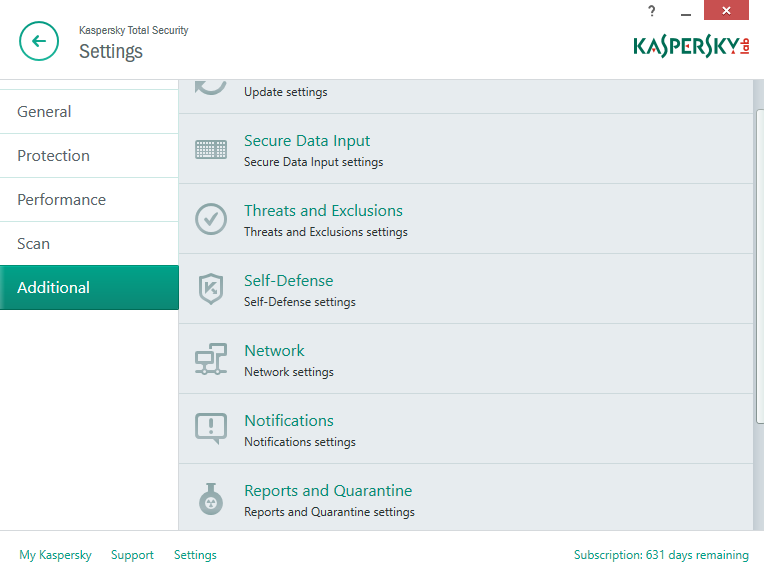 Alerts freeze and stay on screen? Kaspersky and other antivirus