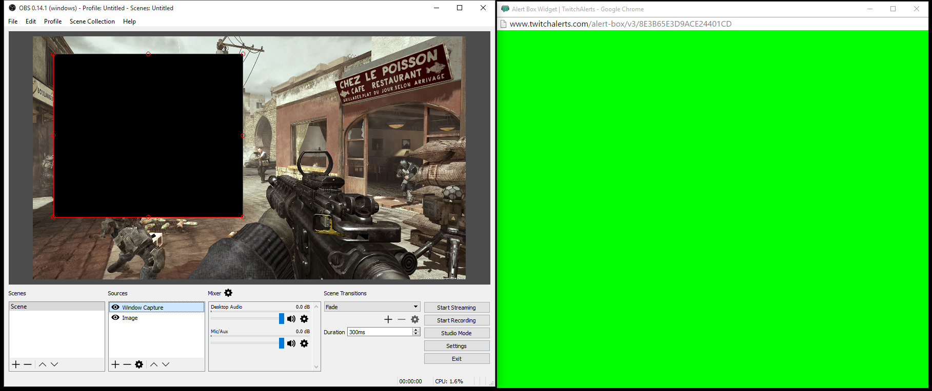 Setup Green Screen Obs Studio